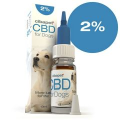 Cibapet - CBD Oil for dogs 2% - 10ml