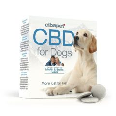 Cibapet - CBD pastilles for dogs - 55pcs