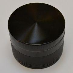 55MM 4P Grinder Black