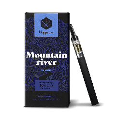 Vappease CBD Vape Pen - Mountain River / OG Kush - 50% (500mg)