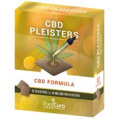 PuroCuro - CBD Plasters 16mg