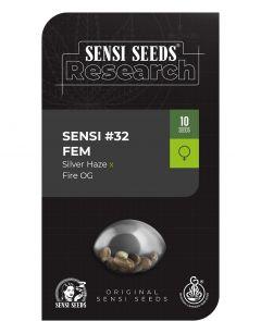 Sensi #32 Feminised - Sensi Seeds